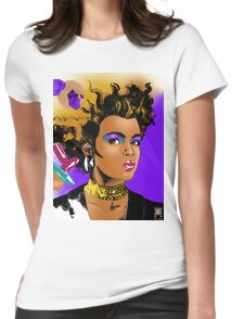 Make-Up Womens Fitted T-Shirt