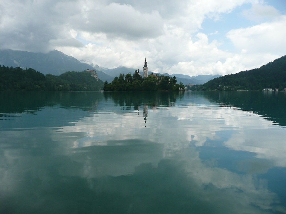 Lake Bled by prmorgan