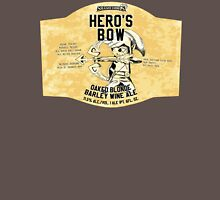 Smashed Bros. Hero's Bow Oaked Blonde Barley Wine Ale (#3) T-Shirt