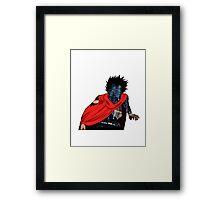 Akira tetsuo - Neo tokyo Framed Print