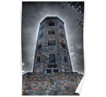 Enger Tower - Duluth, MN Poster
