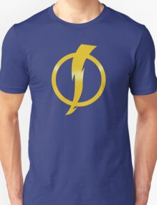 Static Shock Logo Unisex T-Shirt