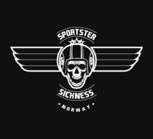 Sportster Sickness - Norway by Jay Williams