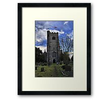 St.James Framed Print