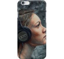 Listen 4 iPhone Case/Skin