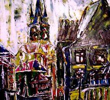 Sibiu 1 by Cristina-Mary Buzamet