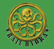 Hydra Traditional colors Baby Tee