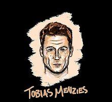 Tobias Menzies Portrait by moosesquirrel