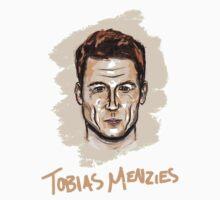 Tobias Menzies Portrait Kids Clothes