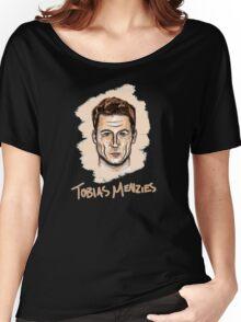 Tobias Menzies Portrait Women's Relaxed Fit T-Shirt