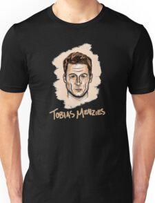Tobias Menzies Portrait Unisex T-Shirt