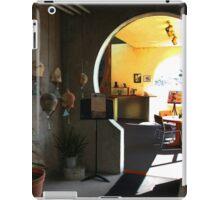 Arcosante Keyhole iPad Case/Skin