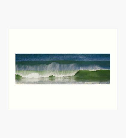 West Coast Magic, Baylys Beach NZ Art Print