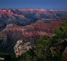 Last light at the South Rim by photo702