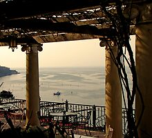 The Bay of Naples - Sorrento, Italy by jules572