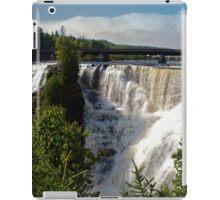 Kakabeka Falls Ontario iPad Case/Skin