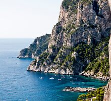 Sunday Afternoon In Capri by phil decocco