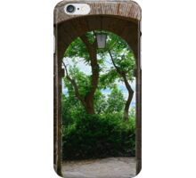 Though I journey on, I've filled my soul's suitcase with memories of you... iPhone Case/Skin