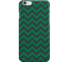 Slytherin Chevron iPhone Case/Skin