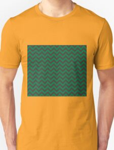 Slytherin Chevron Unisex T-Shirt