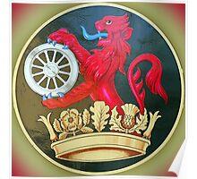 British Railways Lion Poster