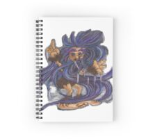 Barbegazi Spiral Notebook
