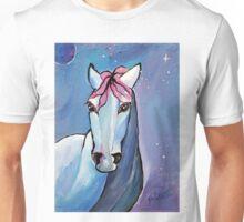 Polaris Whimsical Horse Art by Valentina Miletic Unisex T-Shirt