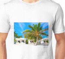 Caribbean beach in Tulum, MEXICO Unisex T-Shirt