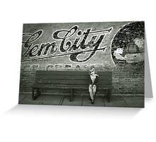 Gem City Greeting Card