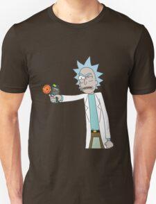 Rick's Iconic Gun and Him T-Shirt