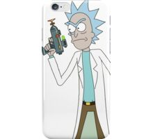 Rick and Morty - Rick iPhone Case/Skin