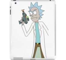 Rick and Morty - Rick iPad Case/Skin
