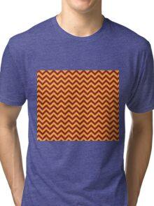 Gryffindor Chevron Tri-blend T-Shirt
