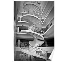 Stairway to — Who Knows Where … Poster