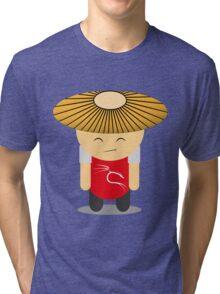 Farmer hacker Tri-blend T-Shirt