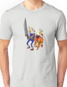 FF7 Time! Unisex T-Shirt