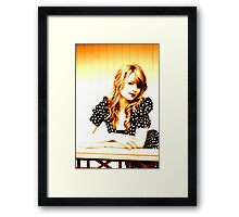 Picture Perfect - Boadicea 2 Framed Print