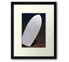 newport beach nsw australia Framed Print