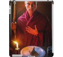 Lay a space at your table iPad Case/Skin