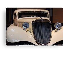Couch/Granatelli '34 Ford Coupe Canvas Print