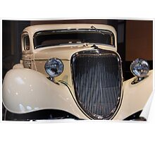 Couch/Granatelli '34 Ford Coupe Poster