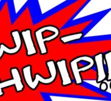 Thwip-thwip Sticker