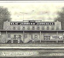 Elie Jarreau's Wholesale, 1906 by carolhurst