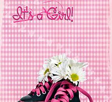 Girlie Sneakers by Maria Dryfhout