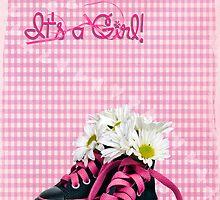 Girlie Sneakers by Maria Dryfhout