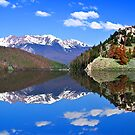 Mountain Reflections by Gregory Ballos | gregoryballosphoto.com