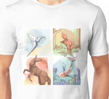 The Elements of Origami Unisex T-Shirt
