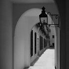 Patio Jerez by Timothy Adams