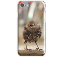 You Lookin' at Me? iPhone Case/Skin