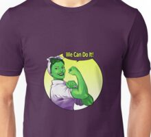 She-hulk the Riveter Unisex T-Shirt